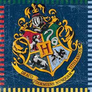 Bilde av Harry Potter Servietter 16 stk